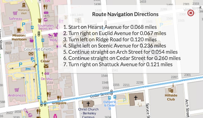 Project 3: Bear Maps, version 3 0   CS 61B Spring 2018